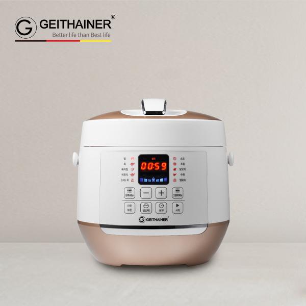 [독일 가이타이너] 프리미엄 올인팟 멀티 압력 쿠커 GTKMPC-1000 (업체별도 무료배송)